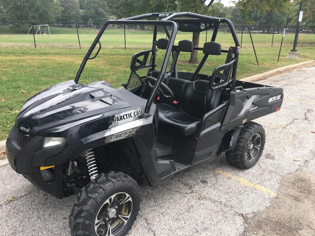 Hdx 700 Crew Xt For Sale - Arctic Cat ATVs - ATV Trader