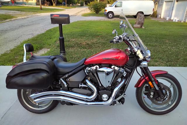 2008 Yamaha WARRIOR, Cedar Lake IN - - Cycletrader com