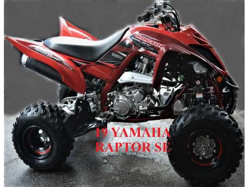 Raptor 700R Se For Sale - Yamaha Motorcycles - Cycle Trader