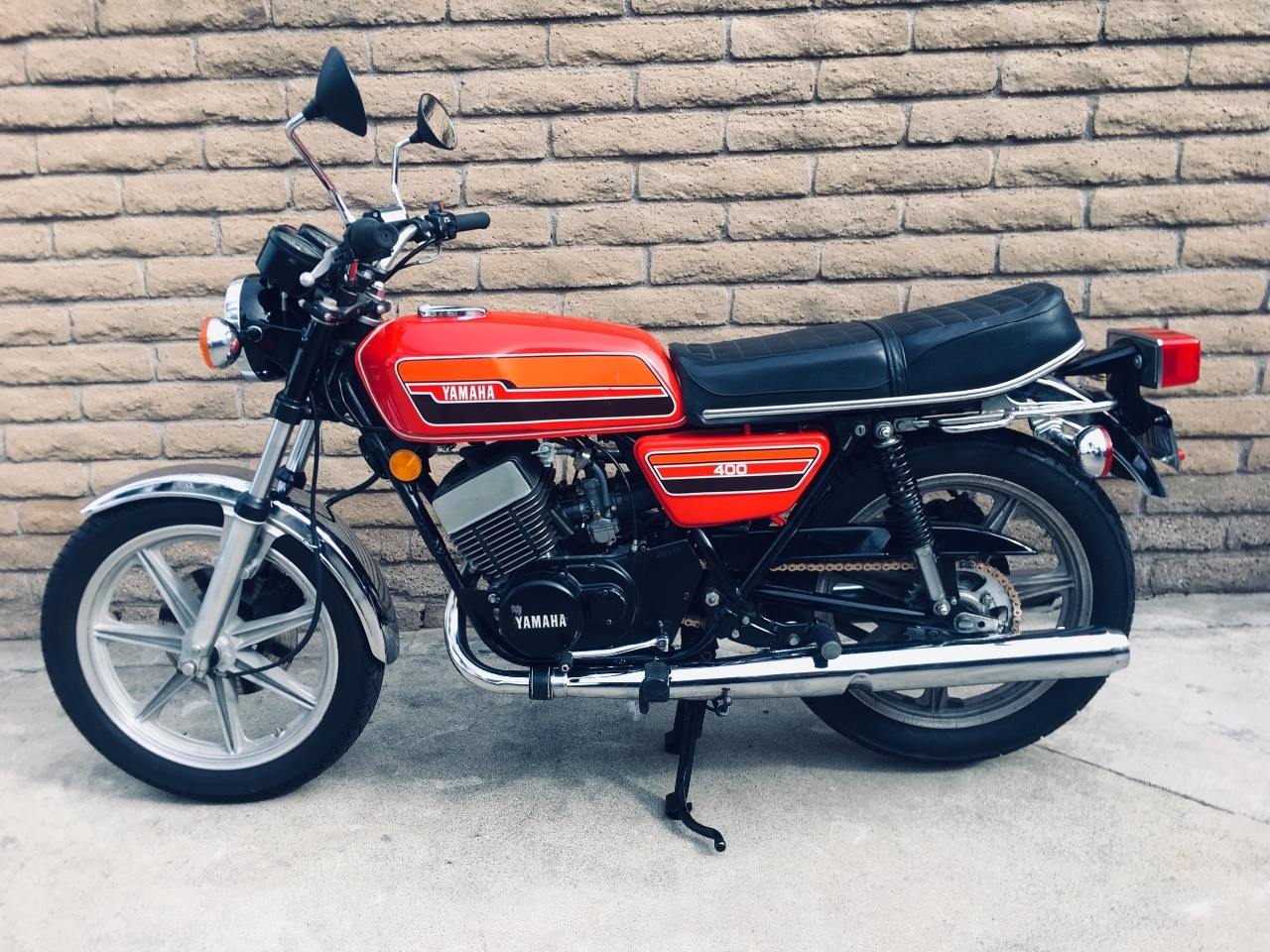 Used RD400 For Sale - Yamaha Classic----Vintage Motorcycles