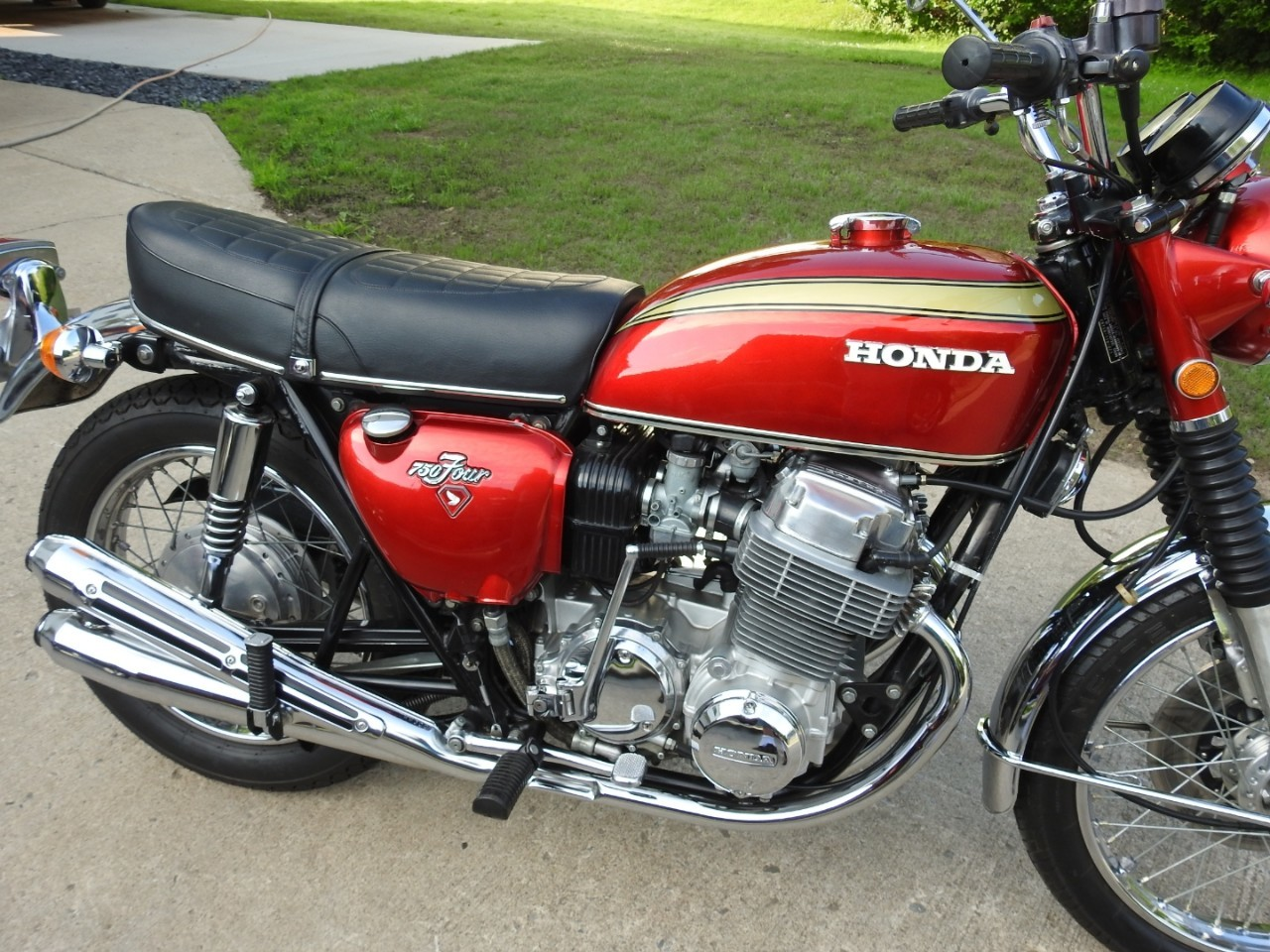 Cb 750 For Sale - Honda Motorcycle Double - Cycle Trader