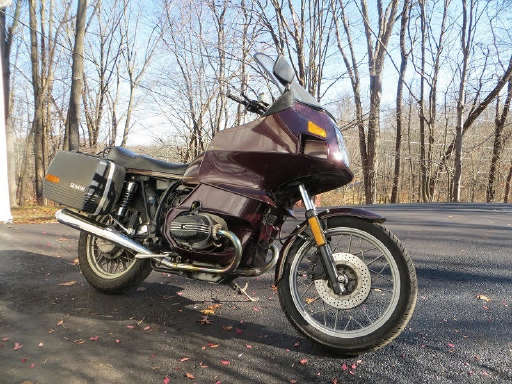 R 100 Rs Cafe Racer For Sale Bmw Motorcycles Cycle Trader
