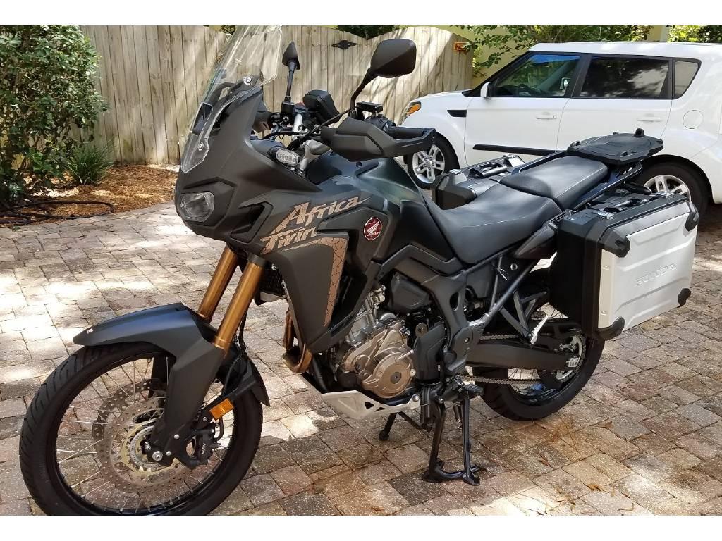 2018 Honda AFRICA TWIN CRF1000L DCT, Niceville FL - - Cycletrader com