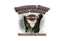 Alligator Alley Harley Davidson Logo