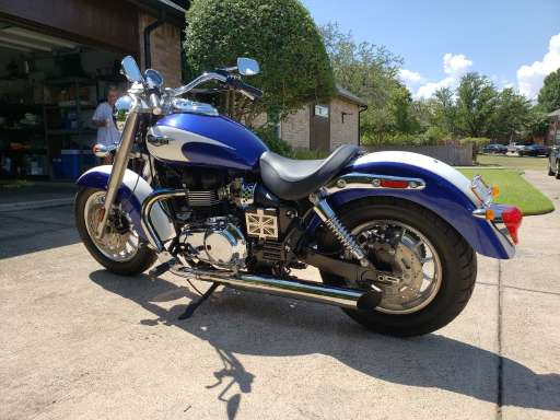 Texas - Triumph For Sale - Triumph Motorcycles - Cycle Trader