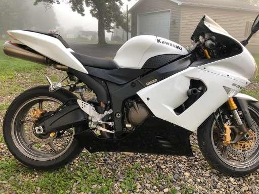 2006 Ninja 636 For Sale - Kawasaki Motorcycles - Cycle Trader