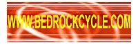 Bedrock Cycle & Auto LLC Logo