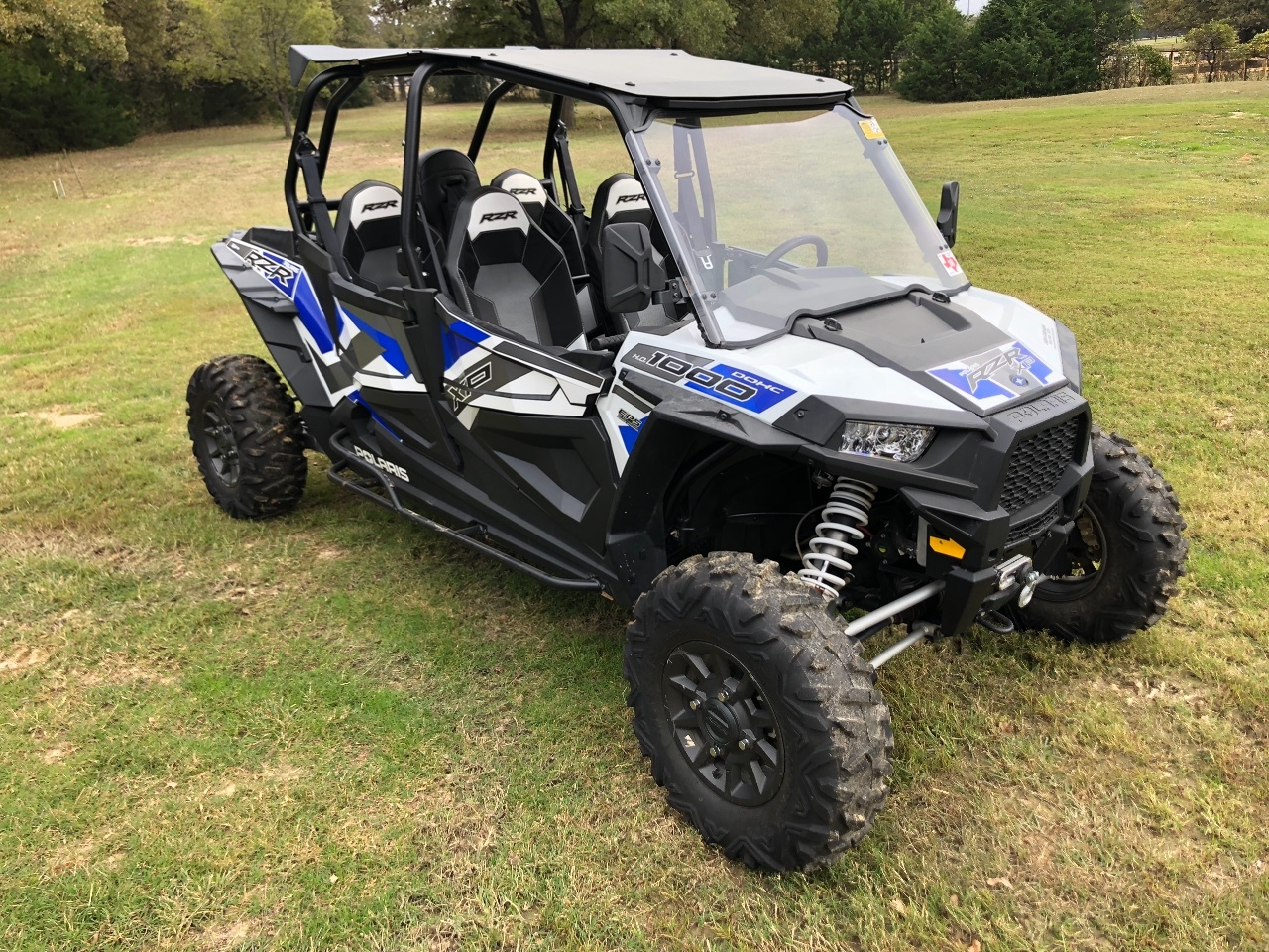 Used Rzr Xp 4 1000 Eps For Sale - Polaris ATV,Side by Side