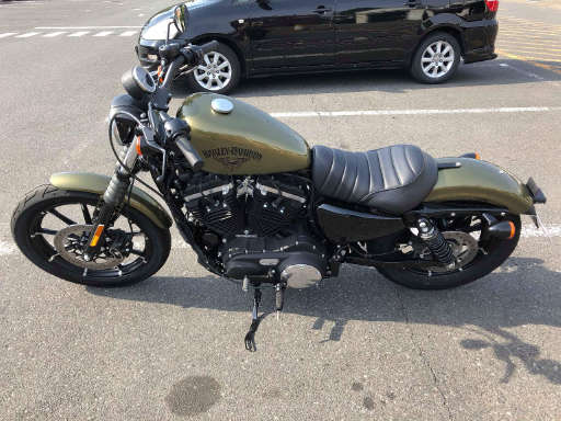 Sportster 883 Iron For Sale - Harley-Davidson Motorcycles