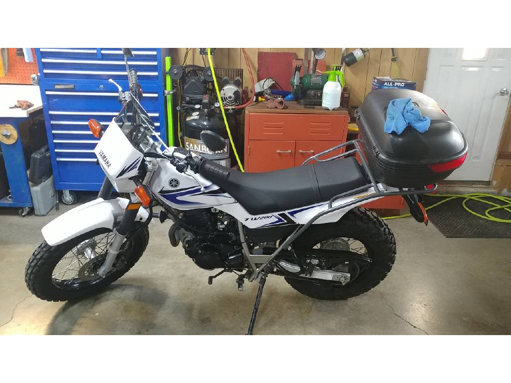 2013 Yamaha TW200 200, Defiance OH - - Cycletrader com