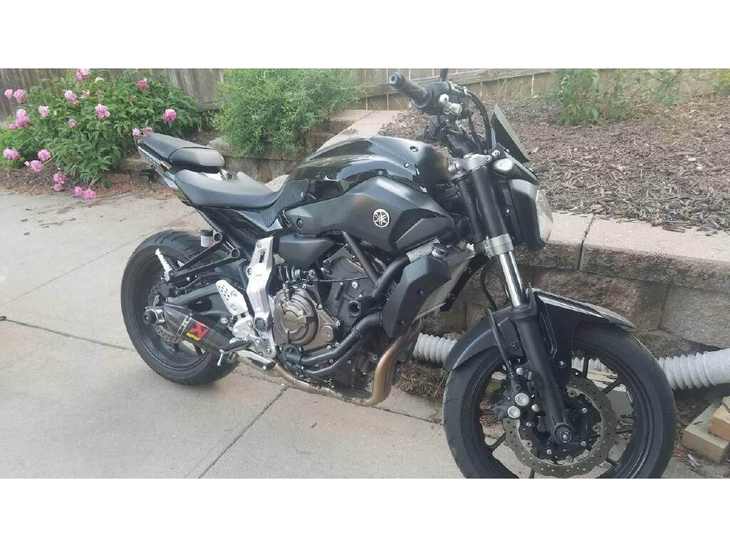 2016 Yamaha FZ-07, Omaha NE - - Cycletrader com