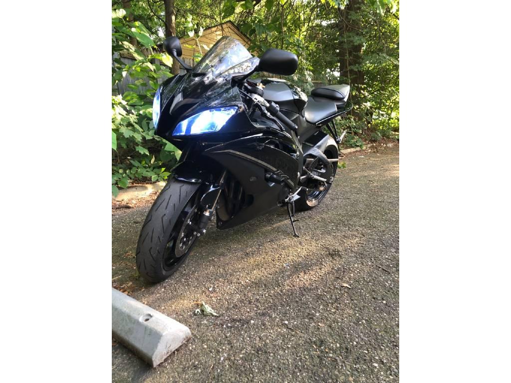 2012 Yamaha YZF R6, NORTH CANTON OH - - Cycletrader com