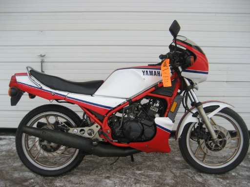 RZ350 For Sale - Yamaha Classic / Vintage Motorcycles
