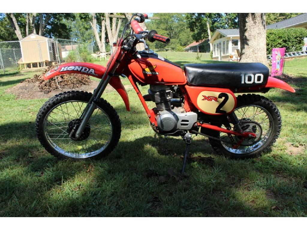 1982 Honda XR 100, Danville VA - - Cycletrader com
