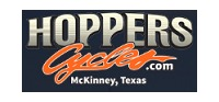 Hoppers Cycles Logo