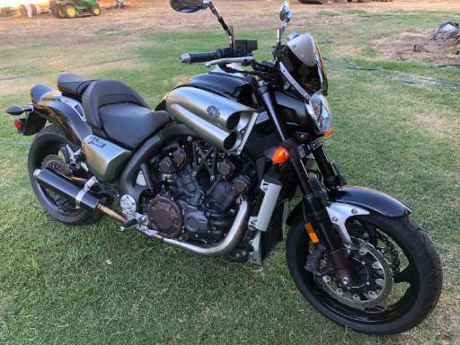 Used Vmax For Sale - Yamaha Motorcycle,ATV Four Wheeler,Side