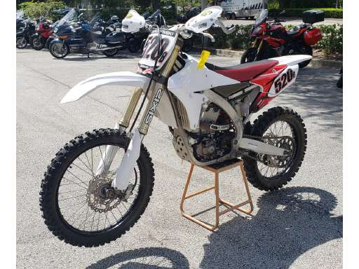 Florida - Used Yz 250F For Sale - Yamaha Motorcycle,Trailers