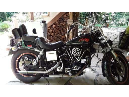 1981 Harley-Davidson STURGIS, Newland NC - - Cycletrader com