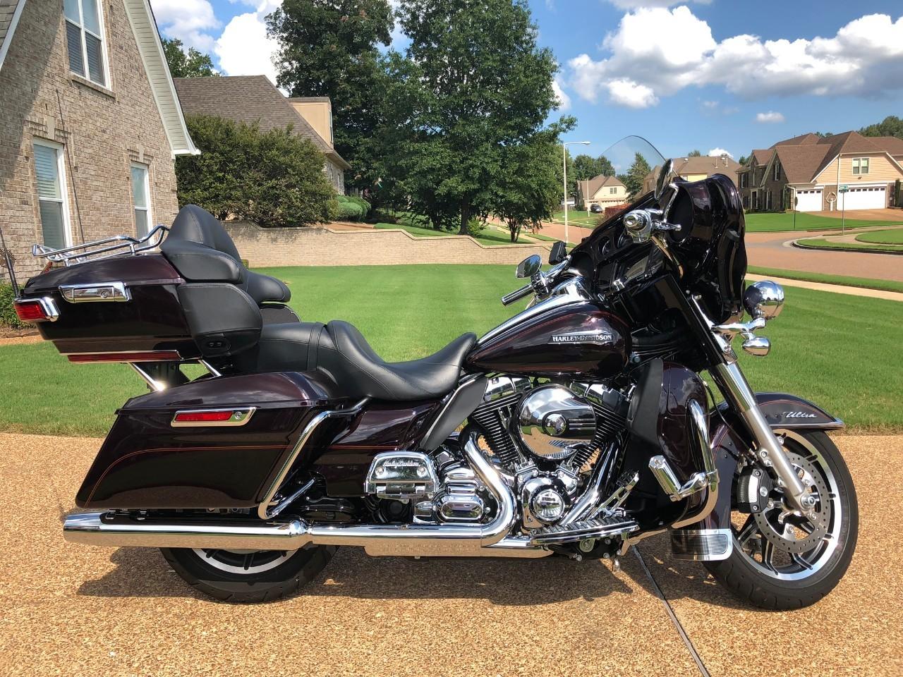 2014 Harley-Davidson ELECTRA GLIDE ULTRA CLASSIC, Memphis TN - -  Cycletrader com