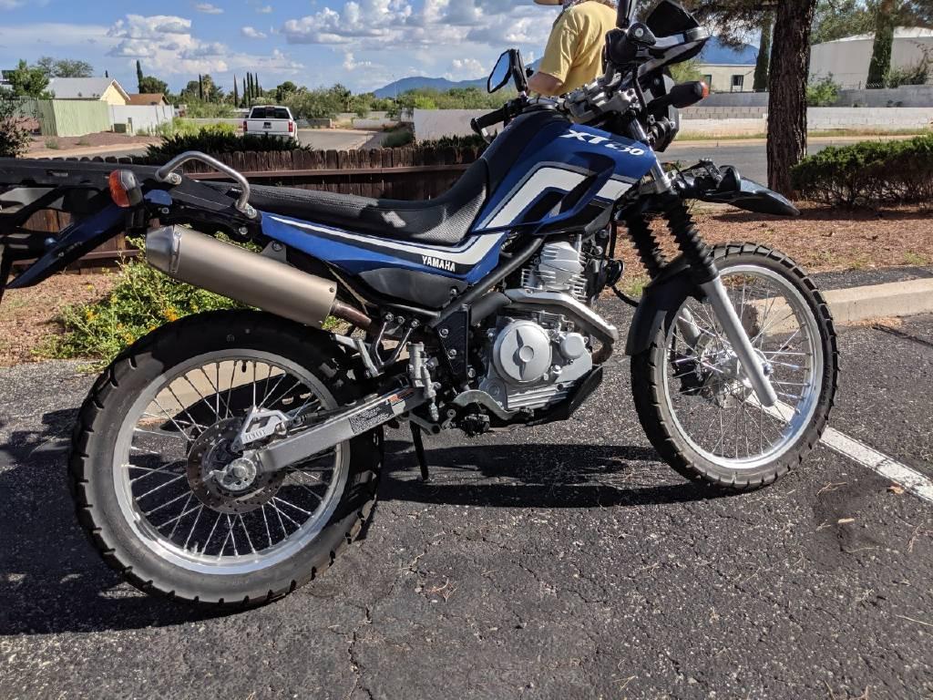 2016 Yamaha XT250, Sierra Vista AZ - - Cycletrader com
