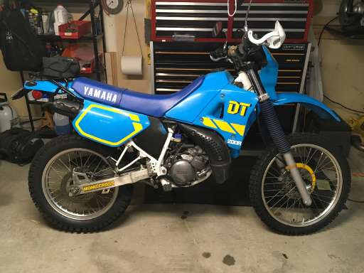 Dt For Sale Yamaha Motorcycles Cycle Trader