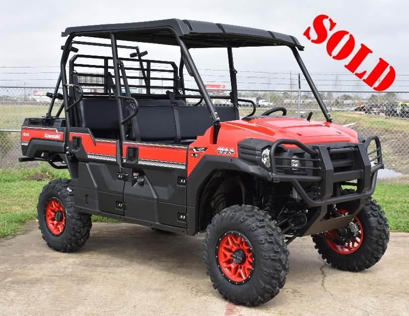 La Marque, TX - Mule Pro-Fxt Eps Le For Sale - Kawasaki ATVs