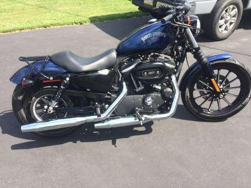 2013 Sportster 883 Iron For Sale - Harley-Davidson