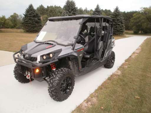 Commander For Sale - Can-Am ATVs - ATV Trader