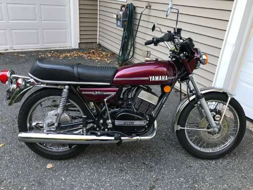 1974 RD350 For Sale - Yamaha Motorcycles - Cycle Trader