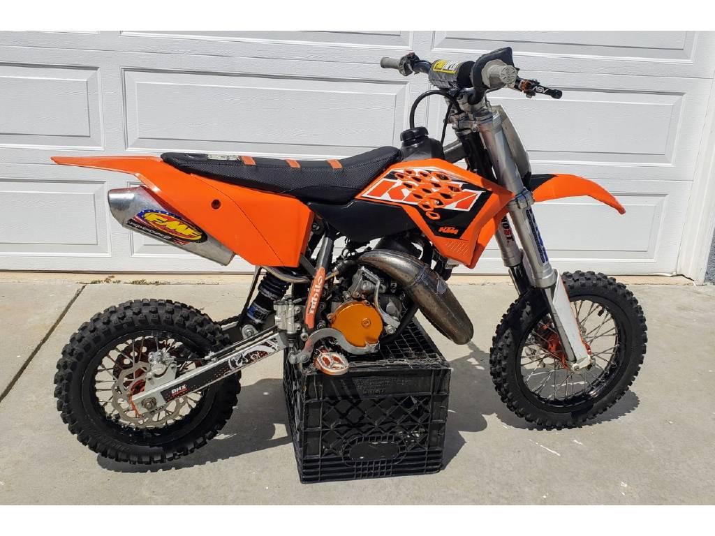 2014 KTM 50 SX, Garden Grove CA - - Cycletrader com