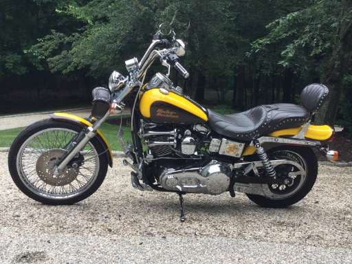 Dyna Wide Glide For Sale - Harley-Davidson Motorcycles