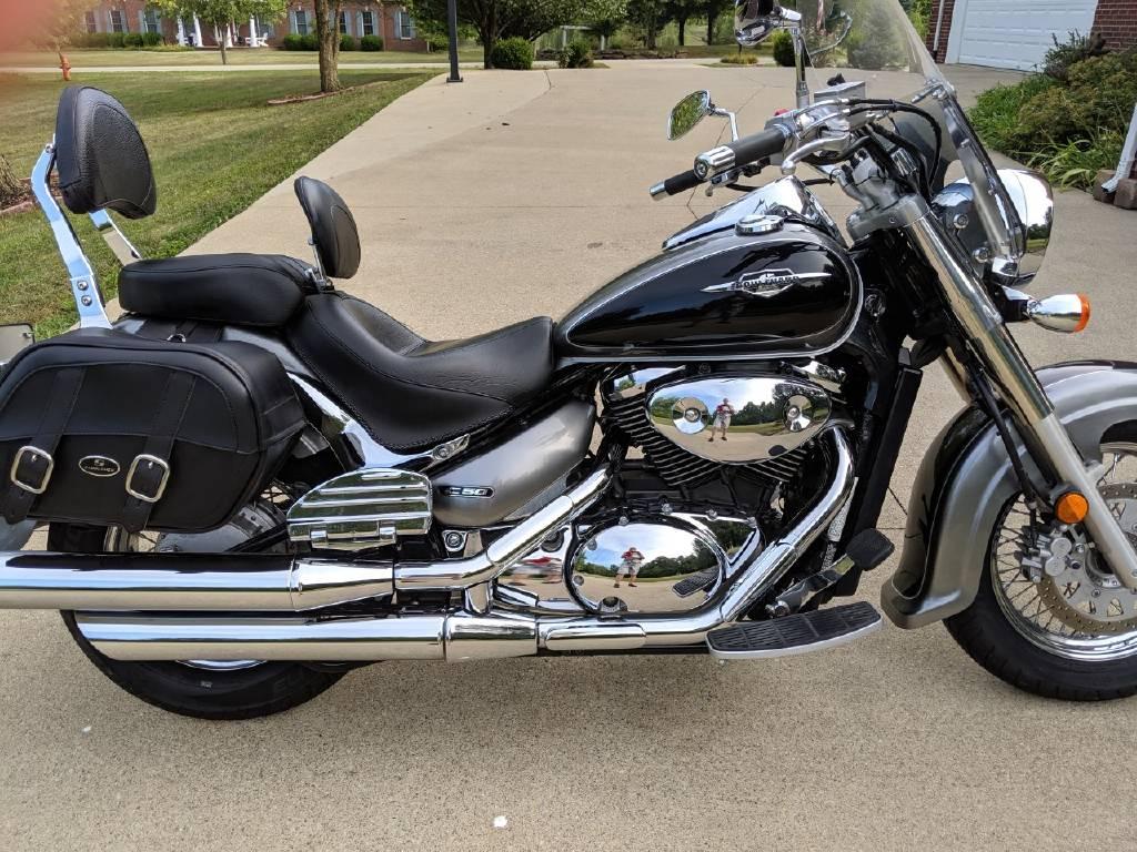 2005 Suzuki BOULEVARD C50 800, Crestwood KY - - Cycletrader com