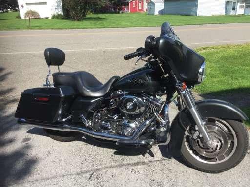 2006 Street Glide For Sale - Harley-Davidson Motorcycles
