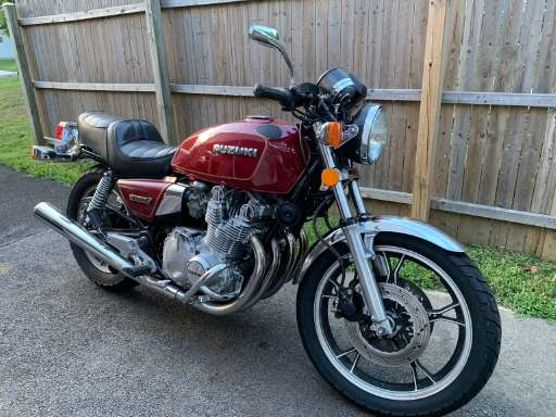 GS For Sale - Suzuki Classic / Vintage Motorcycles - Cycle