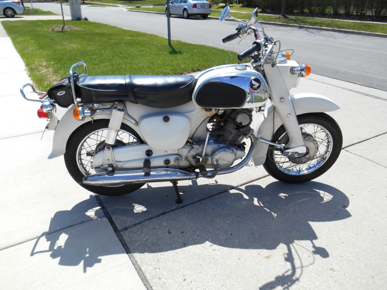 Dream For Sale - Honda Classic / Vintage Motorcycles - Cycle