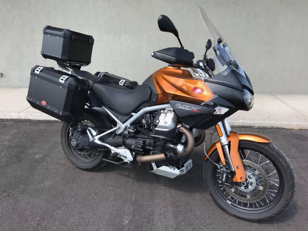 Terrific 2014 Moto Guzzi Stelvio 1200 Ntx Holden Mo Cycletrader Com Machost Co Dining Chair Design Ideas Machostcouk