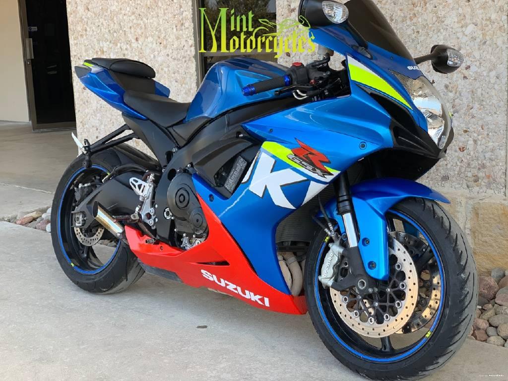 Suzuki Gsxr 600 >> 2014 Suzuki Gsxr 600 For Sale In Dallas Tx Cycle Trader