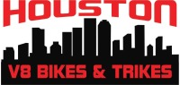 Houston V8 Bikes & Trikes Logo