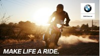 Sierra BMW Motorcycle Logo