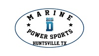 Big D Marine and Powersports Logo