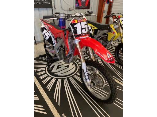 Enjoyable 2012 Crf 250R For Sale Honda Motorcycles Cycle Trader Machost Co Dining Chair Design Ideas Machostcouk