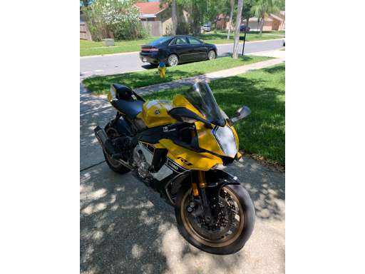 Used Yzf R1 60TH Anniversary Edition For Sale - Yamaha