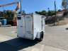 2020 Look Trailer ST 5X8 ENCLOSED TRAILER, motorcycle listing