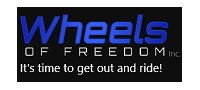 Wheels of Freedom Logo