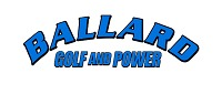 Ballard Golf Cars And Powersports Inc Logo
