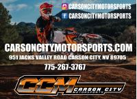 Carson City Motorsports Logo
