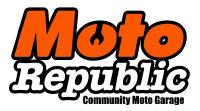 Moto Republic - Motorcycle Consignment Sales Logo