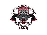 American Harley-Davidson Logo