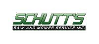 Schutt's Saw & Mower Logo