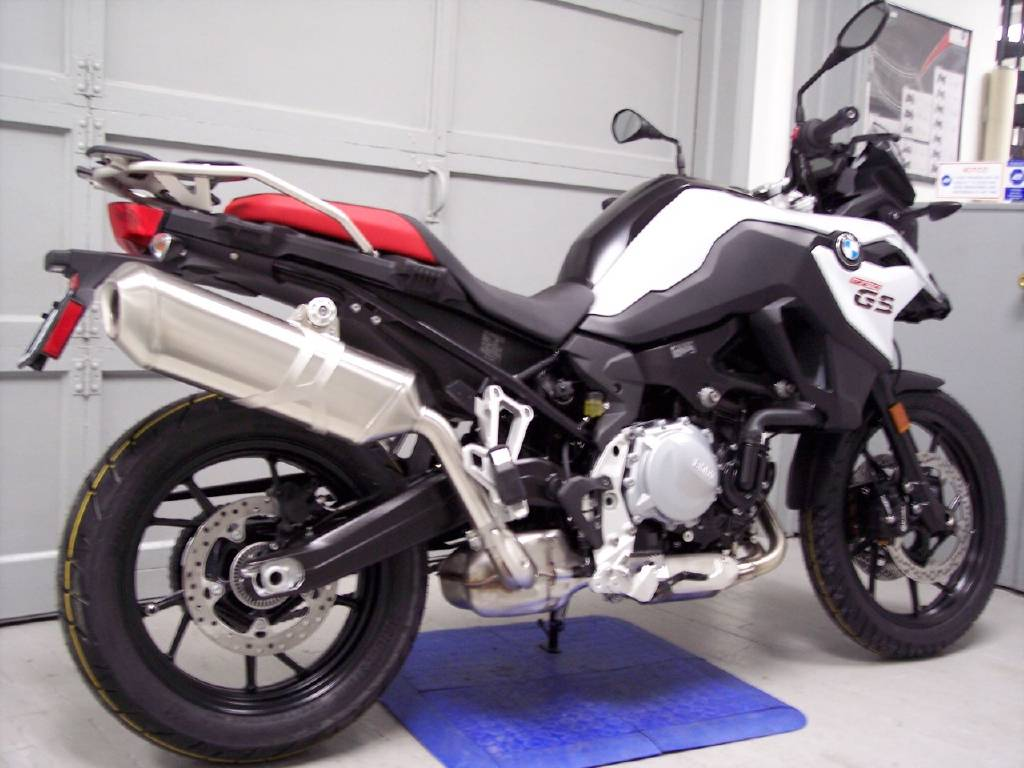 2020 bmw f750gs low seat low suspension for sale in